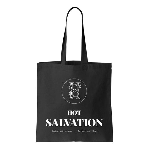 Hot Salvation Heavy Shopper Bag - Hot Salvation