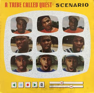 A Tribe Called Quest - Scenario - Hot Salvation