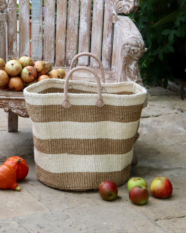 Kenyan Storage Basket 256 - Medium