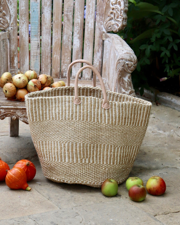Kenyan Storage Basket 262 - Medium