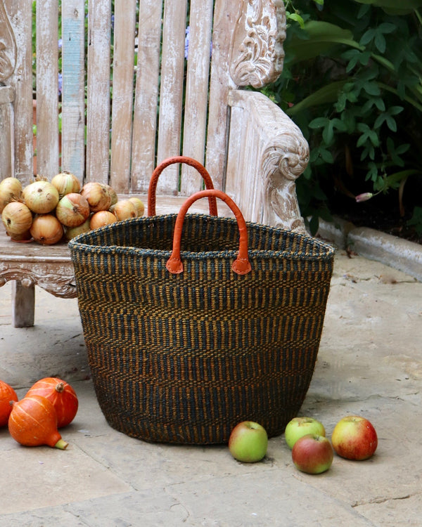 Kenyan Storage Basket 263 - Medium