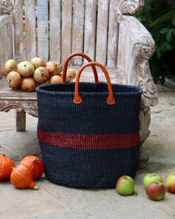Kenyan Storage Basket 264 - Medium