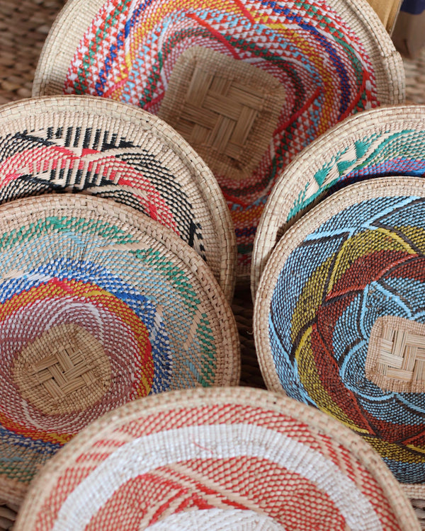 Colourful Binga Basket-SMALL-34