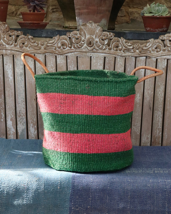 Kenyan Storage Basket 235 - Large