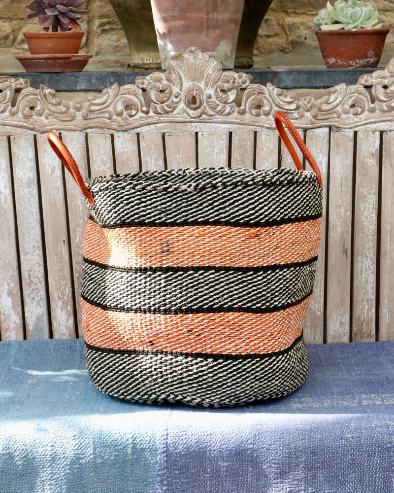 Kenyan Storage Basket 223 - Large