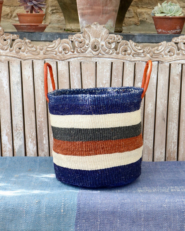 Kenyan Storage Basket 229 - Medium