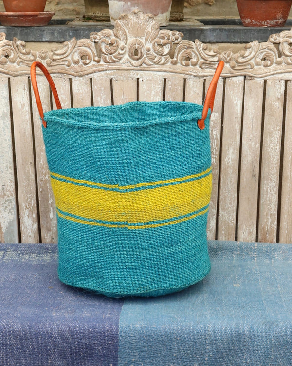 Kenyan Storage Basket 228 - Large