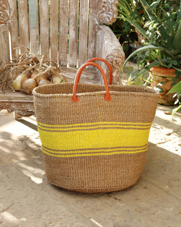 Kenyan Storage Basket 256 - Large