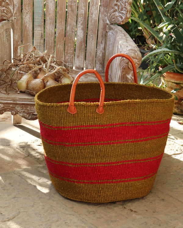 Kenyan Storage Basket 258 - Large
