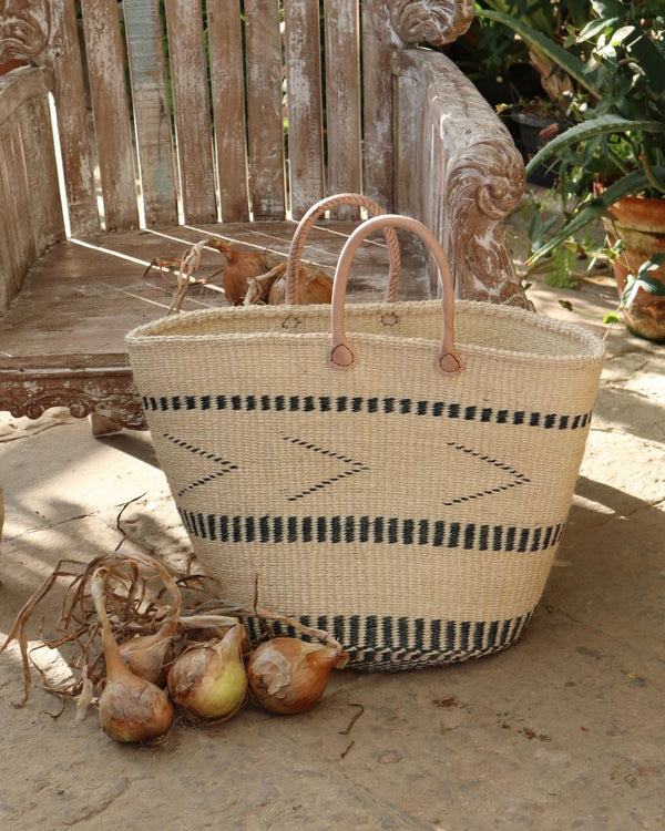 Kenyan Storage Basket 114 - Medium