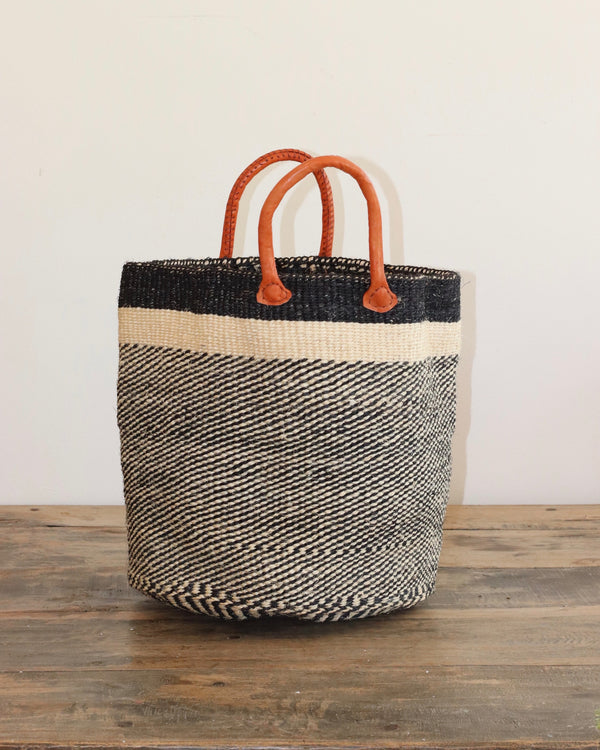 Kenyan Storage Basket 265 - Medium