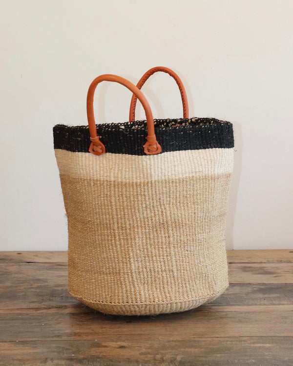 Kenyan Storage Basket 266 - Medium