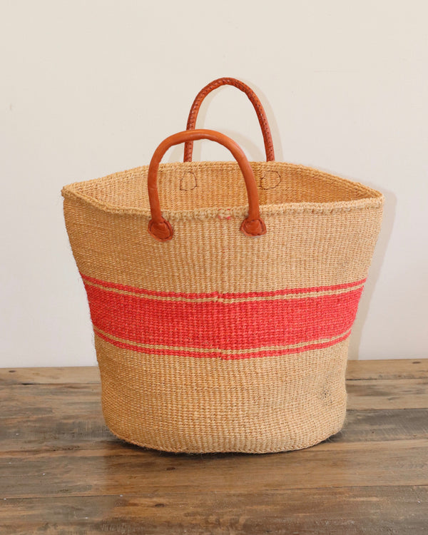 Kenyan Storage Basket 267 - Medium