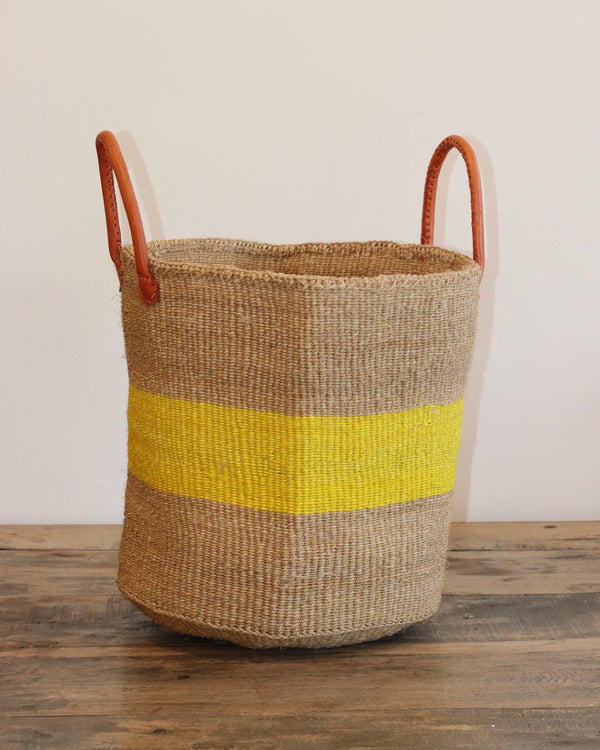 Kenyan Storage Basket 270 - Medium