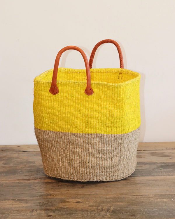 Kenyan Storage Basket 271 - Medium