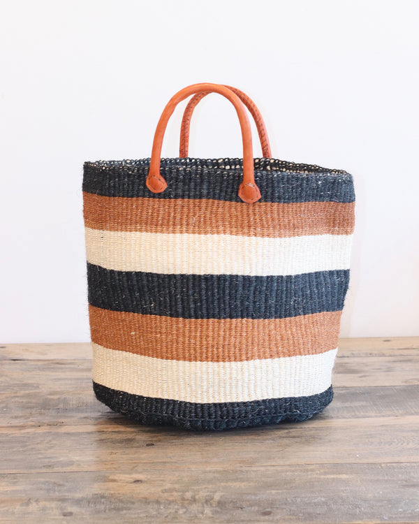Kenyan Storage Basket 273 - Medium