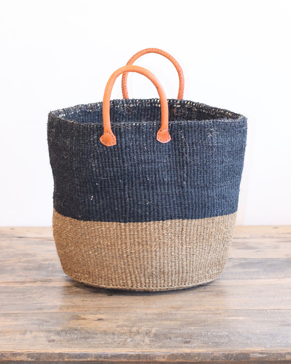 Kenyan Storage Basket 274 - Medium
