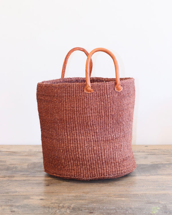 Kenyan Storage Basket 275 - Medium