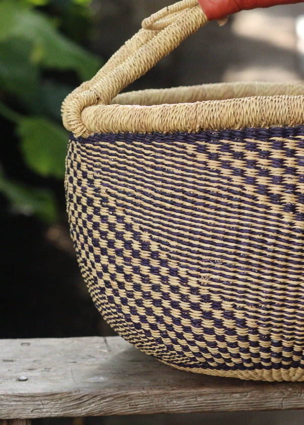 Colourful Binga Basket- MEDIUM- 74