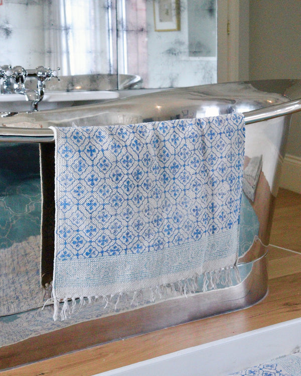Retro Jug - White and Lime