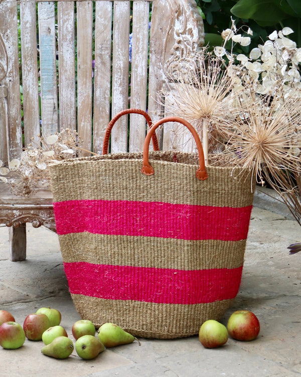Kenyan Storage Basket 260 - Large