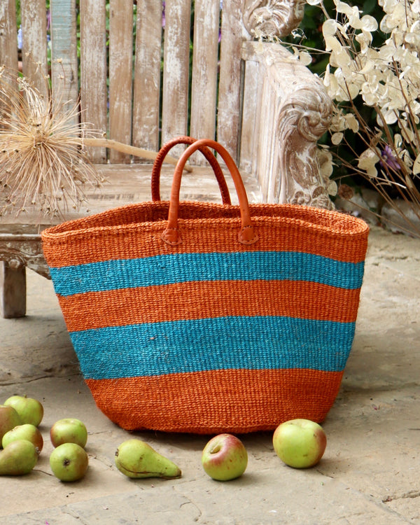 Kenyan Storage Basket 251 - Medium