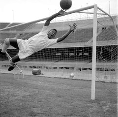 Pele Training as a Goalkeeper