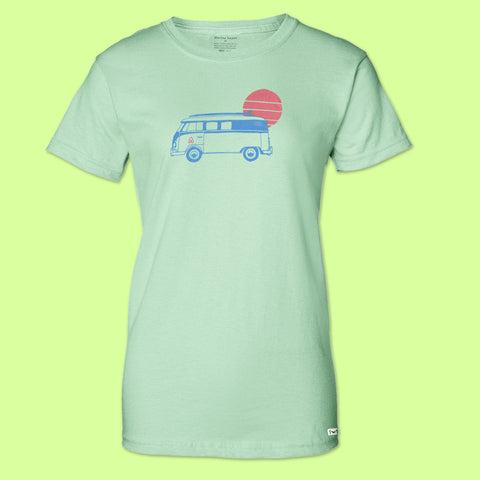 Marine Layer Van Women's Tee