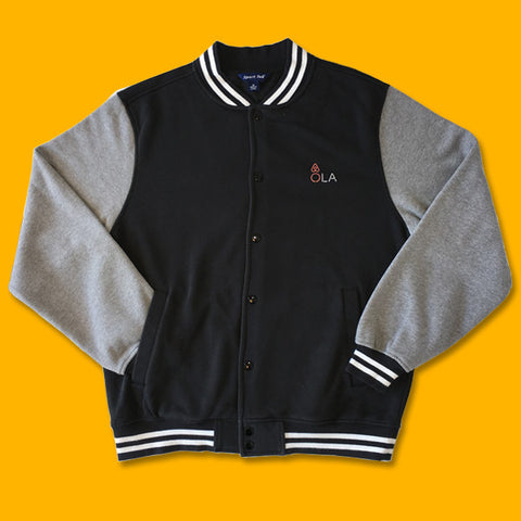 OLA 2016 - Fleece Letterman Jacket