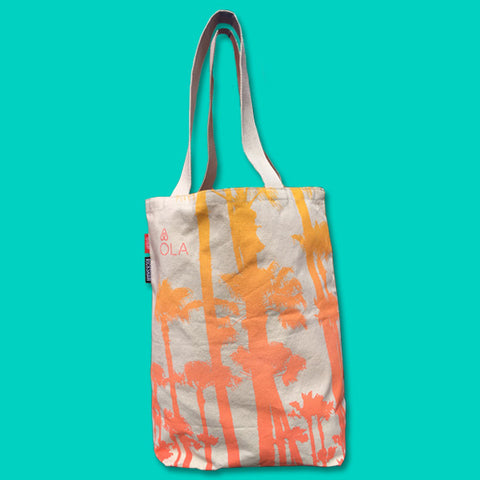 OLA 2016 - Custom Print Tote Bag