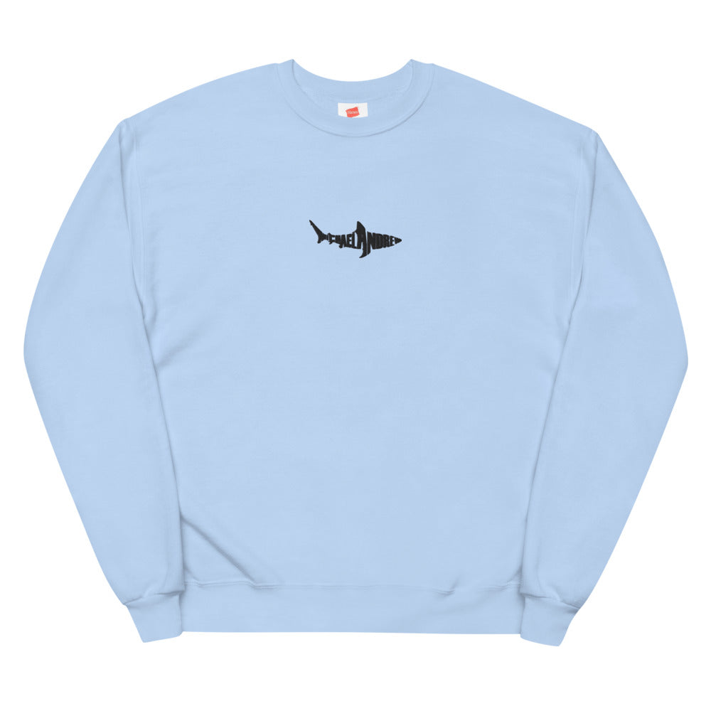 Michael Andrew Shark Crew Neck