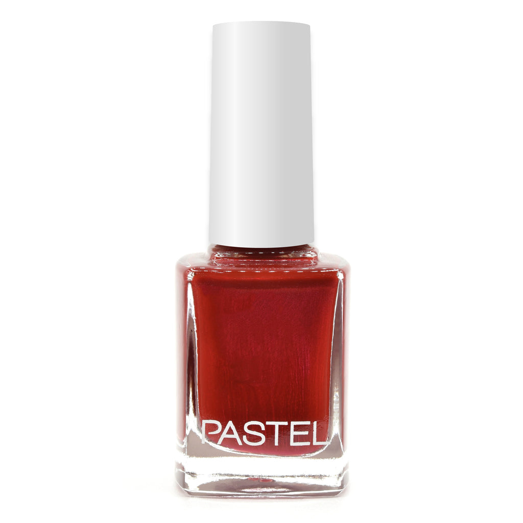 Pastel Nail Polish - 30 Rosewood Red