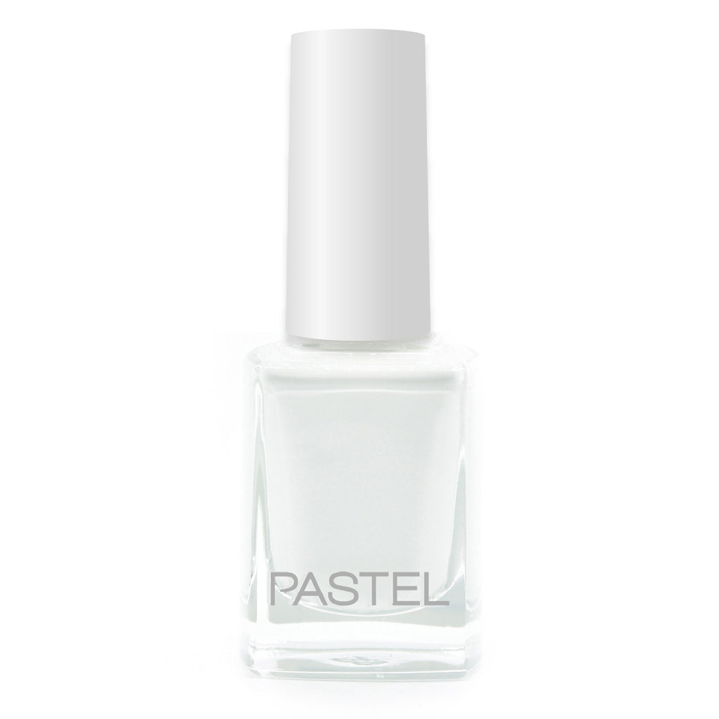 Pastel Nail Polish - 04 Snow White