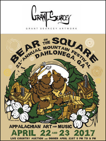 Bear on the Square Mountain Festival