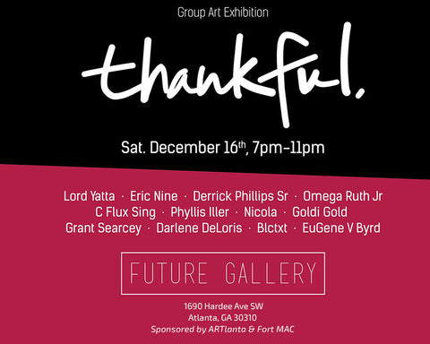 Future Gallery Art Show Dec. 16th, 2017