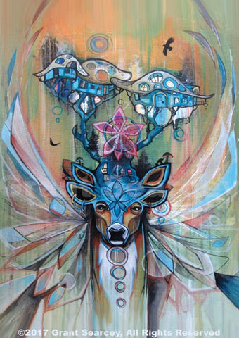 Higher Love Deer