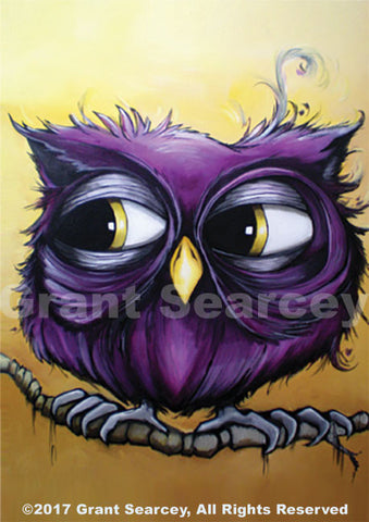 Lil' Purp (Little Purple Owl)