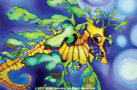 Under Siege, Leafy Sea Dragon