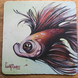 Alpha Betta Coaster