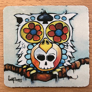 Bright Eyes Coaster