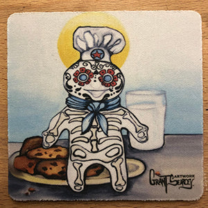 Pillsbury Dead Boy Coaster