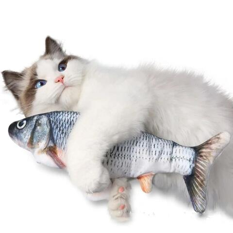 Floppy Fish™ Cat Kicker Toy