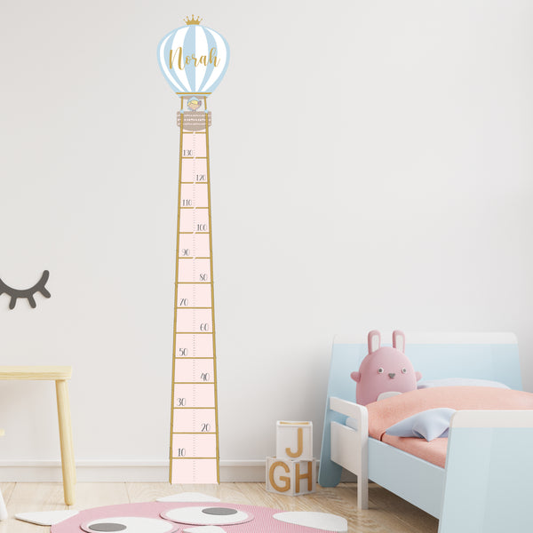 Growth Chart Balloon