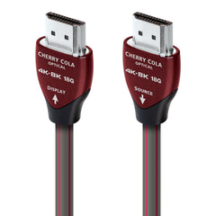Cherry Cola Active Optical HDMI Audioquest
