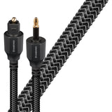 Audioquest Diamond Optilink 3.5mm Mini to  Full Size Toslink Cable
