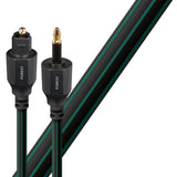 Audioquest Forest Optilink 3.5mm Mini to Full Size Toslink Cable