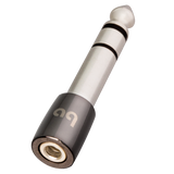 "Audioquest 3.5mm to 1/4 "" headphone adaptor"