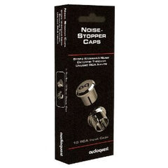 Audioquest RCA Noise-Stopper Caps (10 pack)