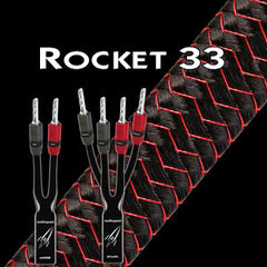 Audioquest Rocket 33 SBW (Pair) Speaker Cable
