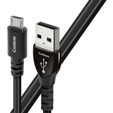 Audioquest Carbon USB 2.0 A to Micro Cable